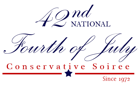 42nd National Fourth of July Conservative Soiree