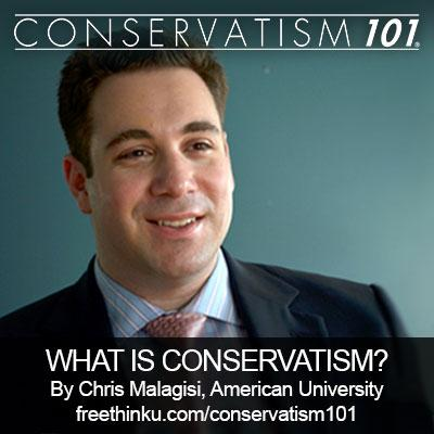 An Academic in Action Teaches Conservatism