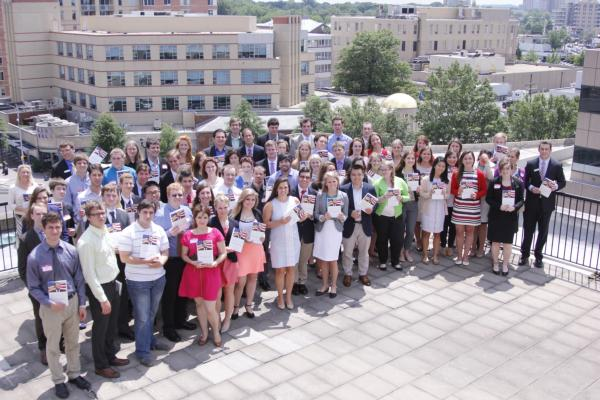 DC Summer Interns Get Trained