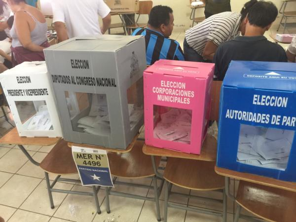 LI faculty members join international election observation mission in Honduras