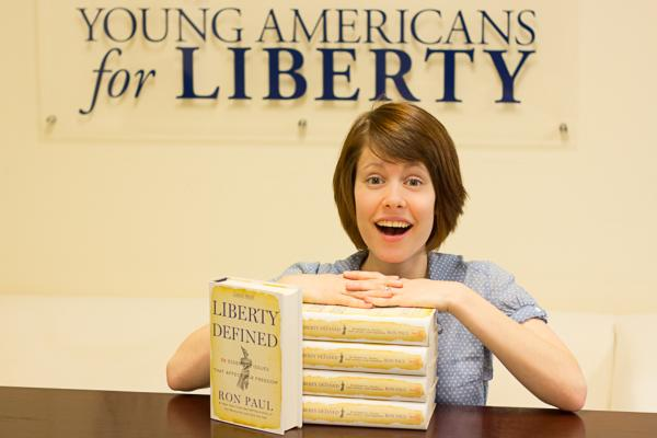 The 22Q: Bonnie Kristian, Communications Director of Young Americans for Liberty