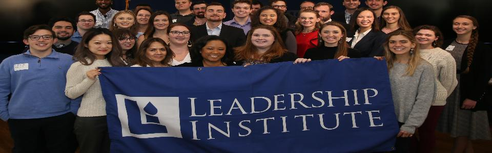 Youth Leadership Workshop banner