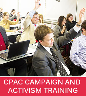 CPAC Campaign and Activism Training