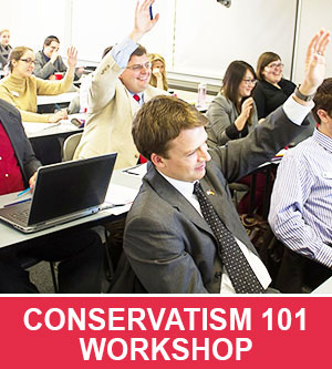 Conservatism 101 Workshop