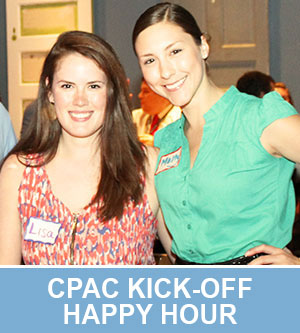 CPAC Happy Hour