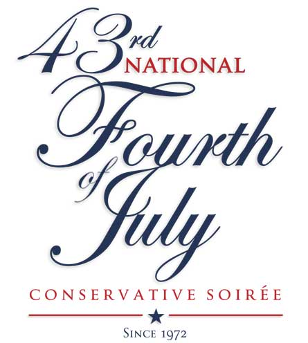 43nd National Fourth of July Conservative Soiree