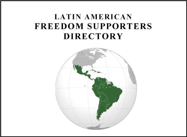 New Pro Freedom Directory for Latin America