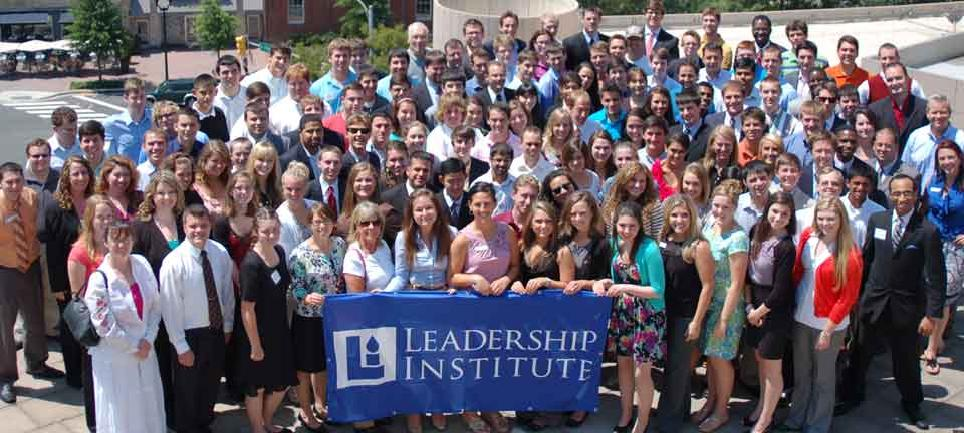 Youth Leadership School banner