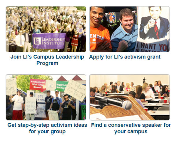 LI's 2016 Fall Field Representatives Deployed on Campuses in 38 States