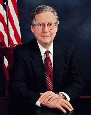 Mitch McConnell's photo