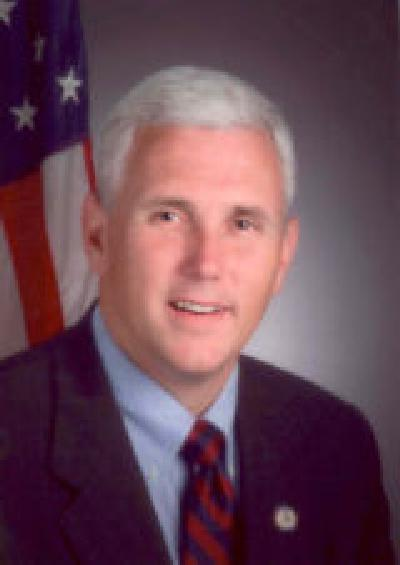 Mike Pence's photo